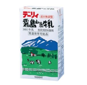霧島山麓牛乳口コミ記事の画像